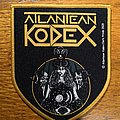 Atlantean Kodex - Patch - Atlantean Kodex - Shield woven patch
