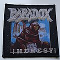 Paradox - Patch - Paradox - Heresy woven patch