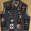 My first battle jacket!!!
