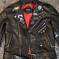 Painted DsO Leather Jacket