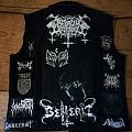 Mostly Black Metal Battle Jacket