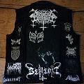 Mostly Black Metal Battle Jacket