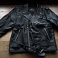 Graveland - Battle Jacket - Black Metal Leather Jacket