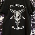 Hellripper - Scotland T-Shirt