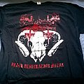 Anal Blasphemy - Black Desecration Metal TShirt or Longsleeve