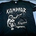 Kampfar - Legions TShirt or Longsleeve