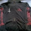 Anal Blasphemy - Bestial Black Metal Filth - Hoodie Hooded Top
