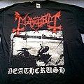 Mayhem - Deathcrush TShirt or Longsleeve