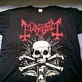 Mayhem - Alpha Omega Daemon TShirt or Longsleeve
