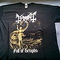 Mayhem - Fall Of Seraphs TShirt or Longsleeve