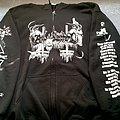 Anal Blasphemy - Devoted To Satan - Hoodie Hooded Top