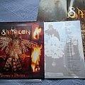Satyricon - Tape / Vinyl / CD / Recording etc - Satyricon - Nemesis Divina LP
