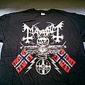 Mayhem - 25 Years Coat of Arms TShirt or Longsleeve