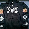 Mayhem - Hooded Top - Mayhem - Legion Norge - Hoodie