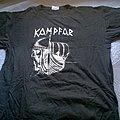 Kampfar - TShirt or Longsleeve - Kampfar - Norse Pagan Folklore Metal