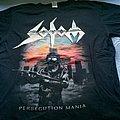 Sodom - Persecution Mania TShirt or Longsleeve