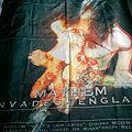 Mayhem - Other Collectable - Mayhem - Invades England - Poster flag