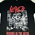 """Slayer """"Seasons In The Abyss"""" Shirt"""