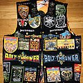 Bolt Thrower Tribute Vest Battle Jacket