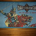 Bolt Thrower - Patch - Bolt Thrower - Into The Heart of Battle Woven Patch