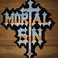 Mortal Sin Logo Patch