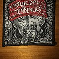 Suicidal Tendencies - Patch - Suicidal Tendencies - Join The Army Woven Patch