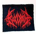 Bloodbath logo patch