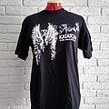 Katatonia Russian tour shirt