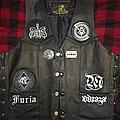 Cloak - Battle Jacket - Vest 4