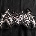 Enthroned patch