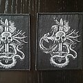 Deathspell Omega - Patch - Synarchy of Molten Bones patches