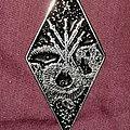 Sinmara - Pin / Badge - Sinmara Cosmic Carcass pin