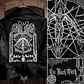 Death and the Black work back patch