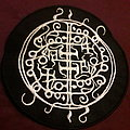 Gaerea sigil embroidered patch