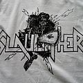 Slaughter- Demo artwork (reprint)