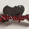 Vomitor- Neutron Hammer pin Pin / Badge