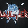 Slaughter- Demo artwork (reprint) Coloured version
