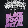 Faustcoven- Black Doom Metal TShirt or Longsleeve