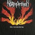 Nekromantheon- Rise Vulcan Spectre shirt