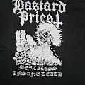 Bastard Priest- Merciless Insane Death TShirt or Longsleeve