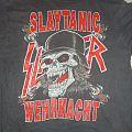 Slayer- Slaytanic Wehrmacht 89'' original tour shirt