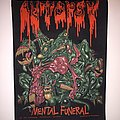 Autopsy- Mental Funeral Patch