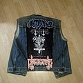 Grotesque - Patch - Begin making my battlejacket