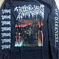 Therion — Of Darkness Long Sleeve TShirt or Longsleeve