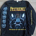 Pestilence — Testimony Of The Ancients Long Sleeve