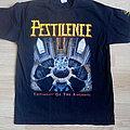 Pestilence — Testimony of the Ancients shirt