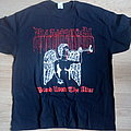 Blasphemy — Blood Upon The Altar shirt