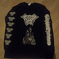 Caustic Vomit — Festering Odes To Deformity Long Sleeve TShirt or Longsleeve