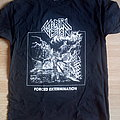 Mortal Vision — Forced Extermination shirt