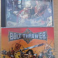 Bolt Thrower Classic CD's Tape / Vinyl / CD / Recording etc